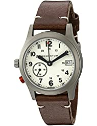 Momentum Unisex 1M-SP61L2C Pathfinder III Analog Display Swiss Quartz Brown Watch