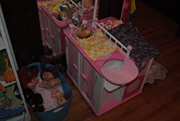 Amazon.com: Our Generation Baby Doll Care Center with ...