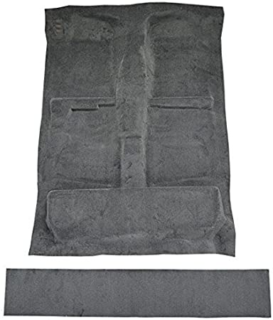 8078-Dark Grey Plush Cut Pile ACC Replacement Carpet Kit for 1989 to 1995 Toyota Standard Cab Pickup Truck, 89-Early 95