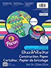 "SunWorks Smart-Stack Construction Paper, 11 Assorted Colors, 9"" x 12"", 300 Sheets"