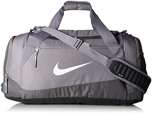 10e9e2c15752 Amazon.com  Nike Hoops Elite Max Air (Large) Basketball Duffel Bag  Sports    Outdoors