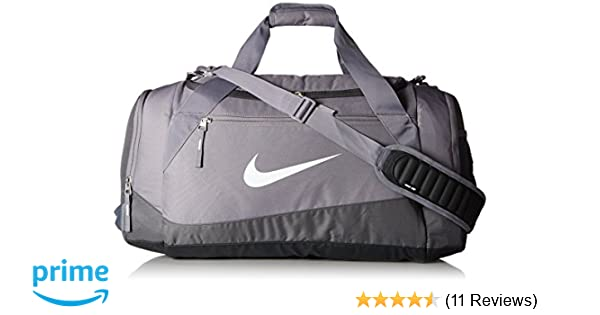 Amazon.com  Nike Hoops Elite Max Air (Large) Basketball Duffel Bag  Sports    Outdoors 757cfc70c