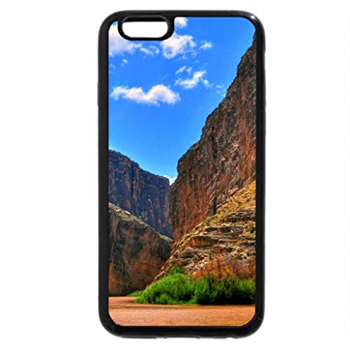 iPhone 6S / iPhone 6 Case (Black) Santa Elena Canyon, Texas