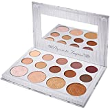 BH Cosmetics Carli bybel 14 color eyeshadow & highlighter palette (CARLI BYBEL)