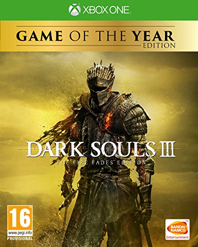 Dark Souls 3 The Fire Fades (Xbox One)