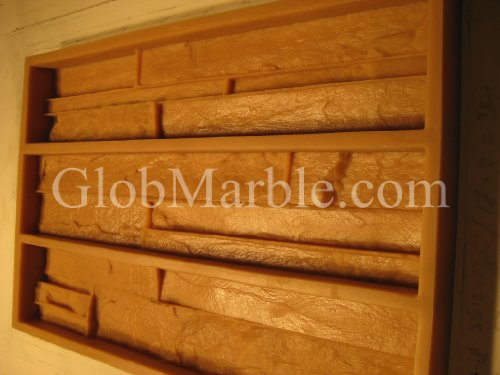 Stone Veneer Mold Vs 101/4 by GlobMarble