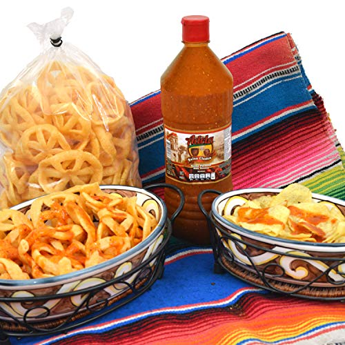 Adela Mexican Hot Sauce, 35 Ounce Bottle - Perfect Amount of Heat with 100%  Natural Hot Sauces Ingredients, Secret Homemade Flavor to the last dab