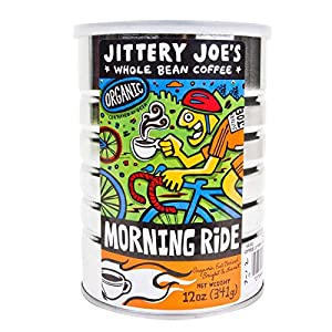 Jittery Joes Organic Coffee - 12oz