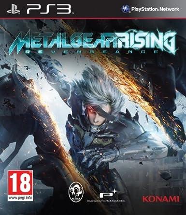 Metal Gear Rising: Revengeance (PS3) [Importación inglesa ...