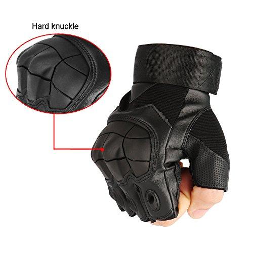 Review accmor Tactical Fingerless/Half Finger