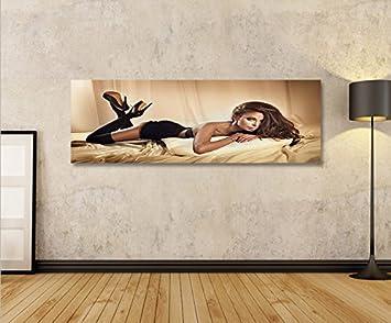 Quadro moderno arte Erotica V1 Artful Nude Panorama ...