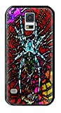 3D Butterfly Photo HD BLACK Samsung Galaxy S5 black PC hard caseS