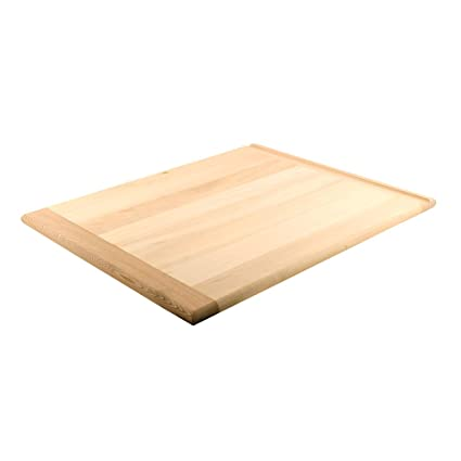 Prime Line Products Z 10699 Wood Bread Board 18 X 22 Inch