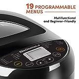 Elite Gourmet Maxi-Matic EBM8103B Programmable