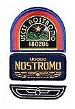 Alien Movie U.S.C.S.S. Nostromo Flight Wings Weyland Yutani Patch (Bundle 3pc-Iron on)