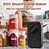 Black Label Maker - D30 Thermal Smart Mini Label
