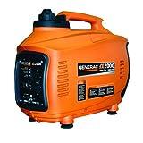 2000 Watt Portable Generator - Generac 6719R iX Series  Factory-Reconditioned 2,000 Watt Portable Inverter Generator
