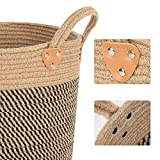 CHICVITA Woven Storage Basket with Handles