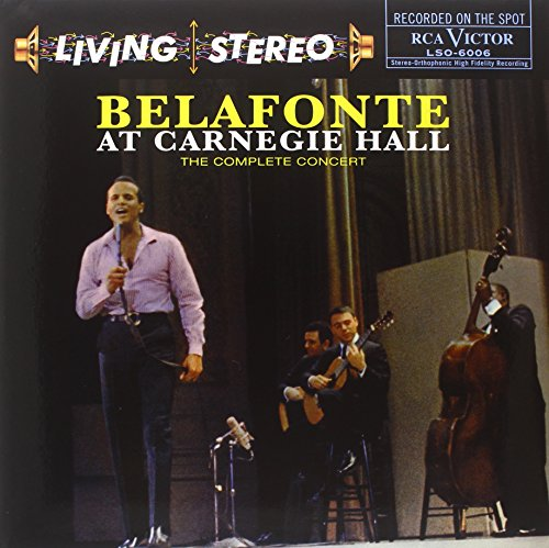 Harry Belafonte - Belafonte At Carnegie Hall (180 Gram Vinyl)