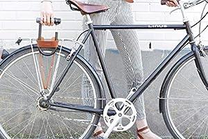 Oopsmark Funda U-Lock para candados de Bicicleta Kryptonite ...