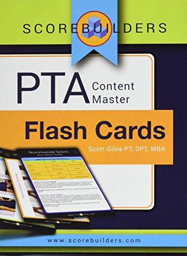 PTA Content Master Flash Cards