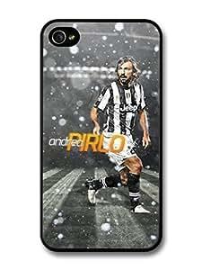 fashion case Andrea Pirlo Spots Italian Football case for iphone 5 5s