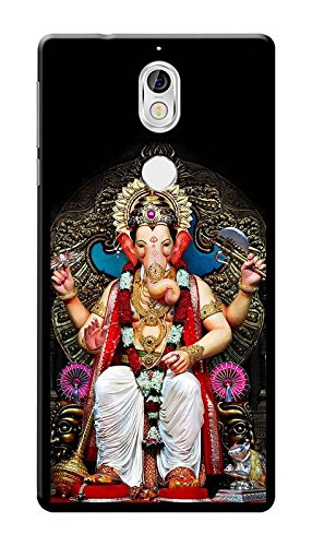 Lord Ganesha Mobile Cover For Nokia 7 Amazonin Electronics