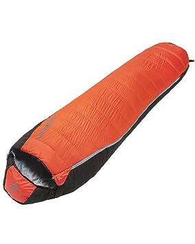 Columbus LANIN 180 - Saco de dormir, Unisex, Rojo - (Rojo): Amazon.es: Deportes y aire libre