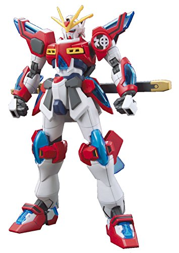 Bandai Tamashii Nations HGBF 1/144 Kamiki Burning Gundam - Import It All