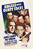Angels With Dirty Faces Poster Movie H (27 x 40 Inches - 69cm x 102cm) James Cagney Pat O'Brien Humphrey Bogart Ann Sheridan George Bancroft Billy Halop