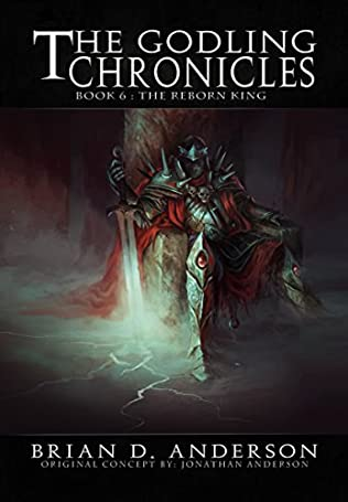 book cover of The Reborn King