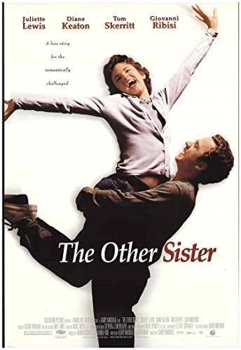 """The Other Sister 1999 Authentic 27"""" x 40"""" Original Movie Poster Rolled Diane Keaton Drama U.S. One Sheet"""