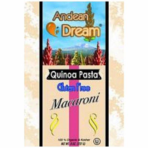 Andean Dream, Quinoa Pasta, Macaroni by Andean Dream