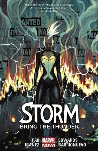 Storm Vol. 2: Bring the Thunder (Marvel Now!: Storm)