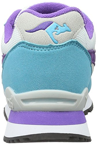 Sneakers 2 Viola 468 Top Kangaroos Multicoloured Ocean Racer Women's Low PgSqFX4