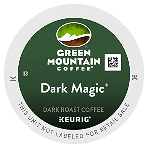 Green Mountain Coffee Dark Magic 120 K-Cups (Packaging May Vary)