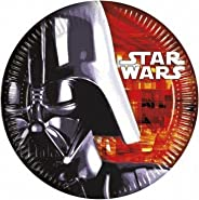 Stars Wars Party Plates, pk8