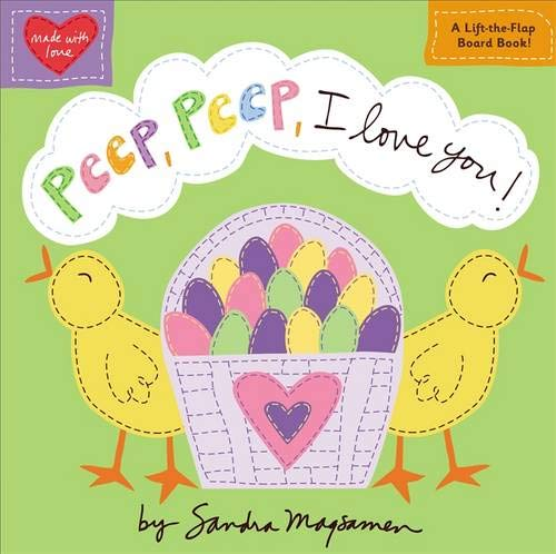Sandra Magsamen Halloween (Peep, Peep, I Love You! (Padded Cloth Covers with)