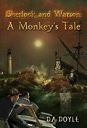 Sherlock & Watson: A Monkey's Tale (Mac & Jack: The World's Greatest--and Strangest--Kid Detectives Book 1)