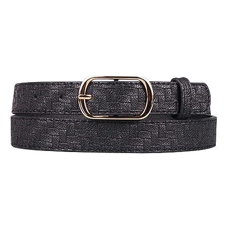 intera collezione sporco prezzo competitivo LiféUP Cintura da Donna/Cintura Elegante con Motivo Intrecciato ...