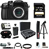 Panasonic LUMIX DMC-GH4K DMC-GH4KBODY GH4 16.05MP Digital Single Lens Mirrorl...