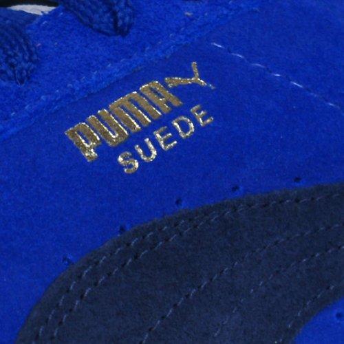 Puma - Zapatillas de ante para mujer azul azul - azul