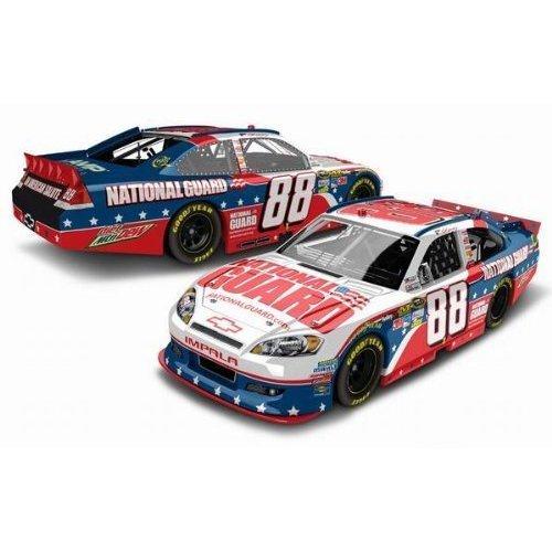 - NASCAR Dale Earnhardt Jr. #88 National Guard NASCAR Unites 1/64 Kids Hardtop Car 2012
