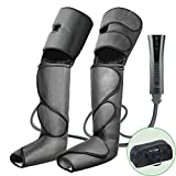 FIT KING Foot and Leg Massager for Circulation with 3 Modes 3 Intensities FT-012A