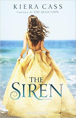 Risultati immagini per the siren libro