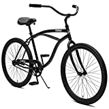 Best Beach Cruiser Bikes - Critical Cycles Chatham Men's Beach Cruiser; Single Speed Review