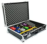 Accel Hardshell Flight Case for Guitar Effects Pedal Board (26'' long)