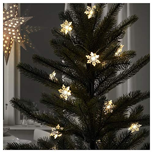 IKEA ASIA Strala Decoration for Lighting Chain, in/Outdoor, Snowflakes (Outdoor Lighting Ikea)