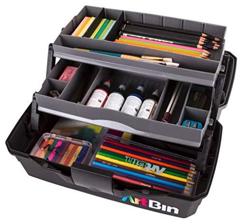ArtBin 6892AG  Two Tray Box Art Supply