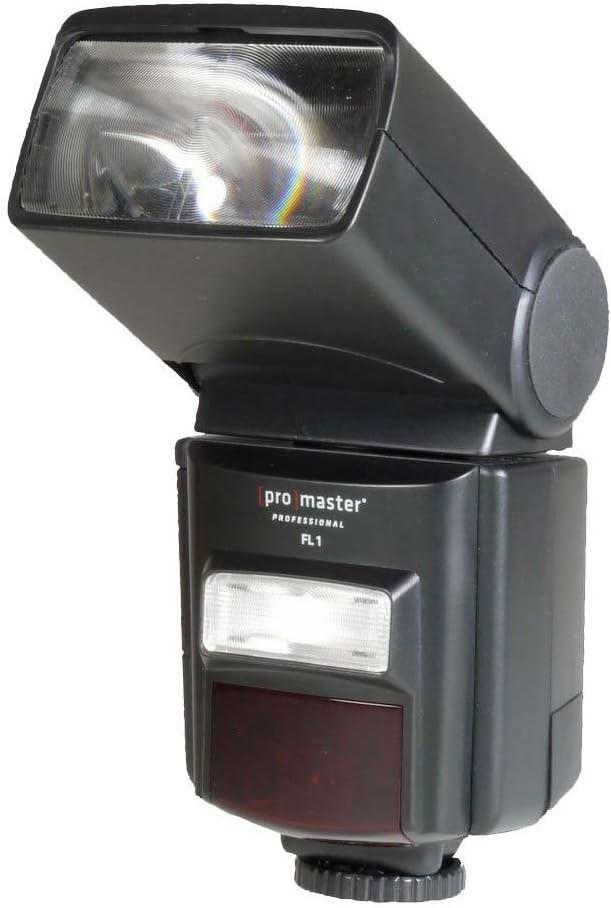Promaster FL120 TTL Bounce Flash For Canon EOS